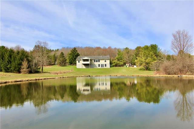 3168 Zimmer Road, Wirt, NY 14739 (MLS #R1246332) :: Lore Real Estate Services