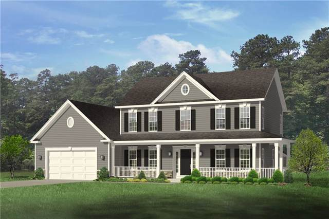 86 Country Village Lane, Parma, NY 14468 (MLS #R1247483) :: The Chip Hodgkins Team