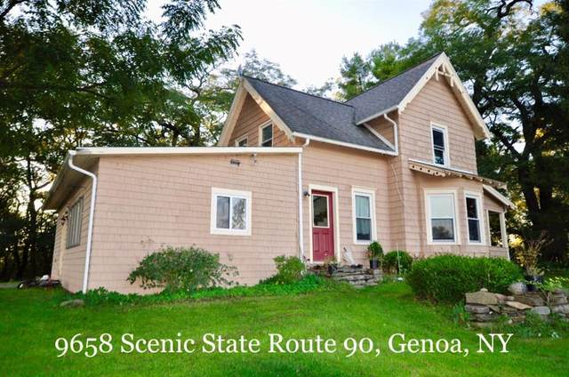 9658 State Route 90, Genoa, NY 13071 (MLS #R1248452) :: Updegraff Group