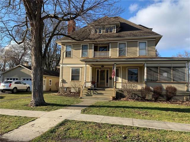 25 Chestnut Avenue, North Dansville, NY 14437 (MLS #R1248688) :: Updegraff Group