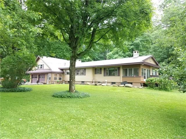4821 Stevens Road, Warsaw, NY 14569 (MLS #R1256129) :: Mary St.George | Keller Williams Gateway