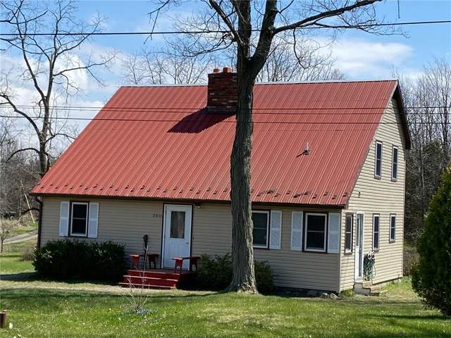 3451 Chubb Hollow Road, Milo, NY 14527 (MLS #R1256964) :: Robert PiazzaPalotto Sold Team