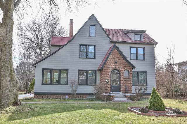 348 Grosvenor Road, Brighton, NY 14610 (MLS #R1257144) :: Robert PiazzaPalotto Sold Team