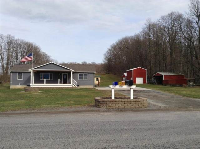 857 Maiden Lane, Benton, NY 14527 (MLS #R1257779) :: Robert PiazzaPalotto Sold Team