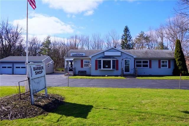 8423 W Ridge Road, Clarkson, NY 14420 (MLS #R1259333) :: 716 Realty Group