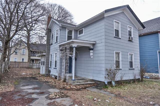 207 Griffith Street, Rochester, NY 14607 (MLS #R1259399) :: 716 Realty Group