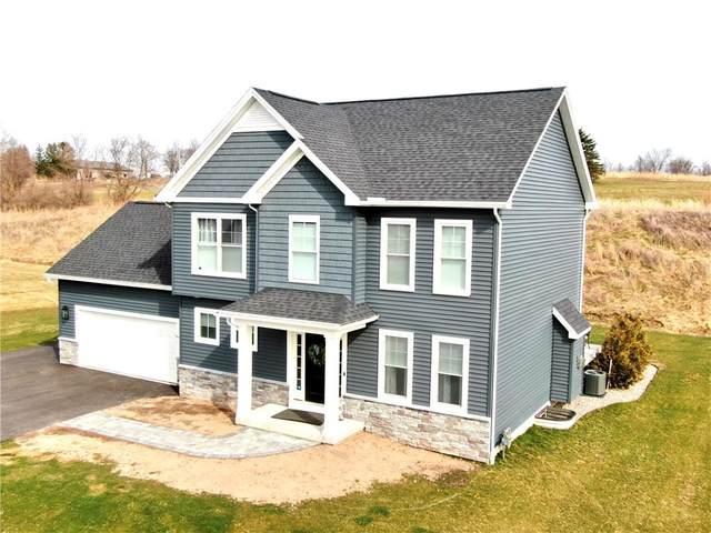 90 Copper Beech, Perinton, NY 14450 (MLS #R1259771) :: Robert PiazzaPalotto Sold Team
