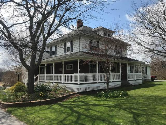 9314 Ridge Road, Hartland, NY 14105 (MLS #R1260501) :: Robert PiazzaPalotto Sold Team