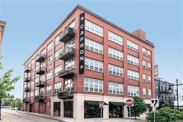 1 Capron Street Un204, Rochester, NY 14607 (MLS #R1266384) :: Lore Real Estate Services