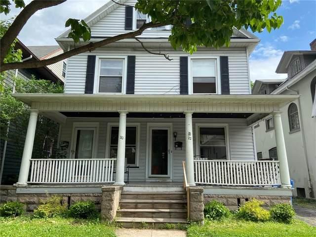 20-22 Harper Street, Rochester, NY 14607 (MLS #R1267123) :: Updegraff Group