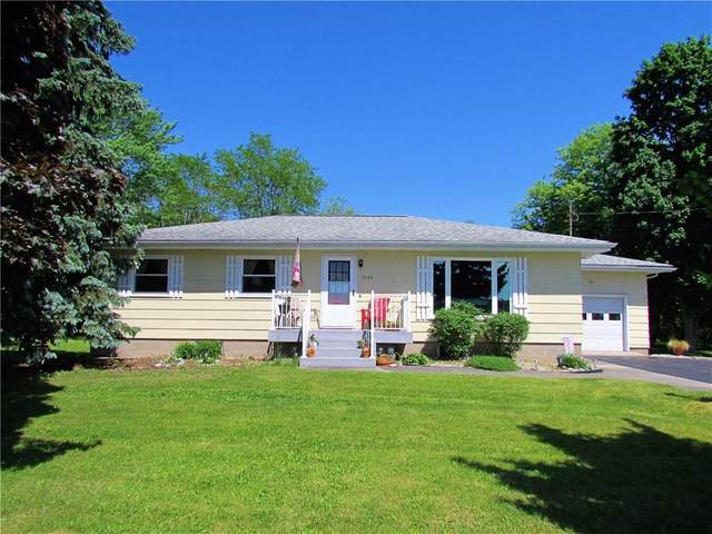 5134 Parrish Street Extension, Canandaigua-Town, NY 14424 (MLS #R1268474) :: Robert PiazzaPalotto Sold Team