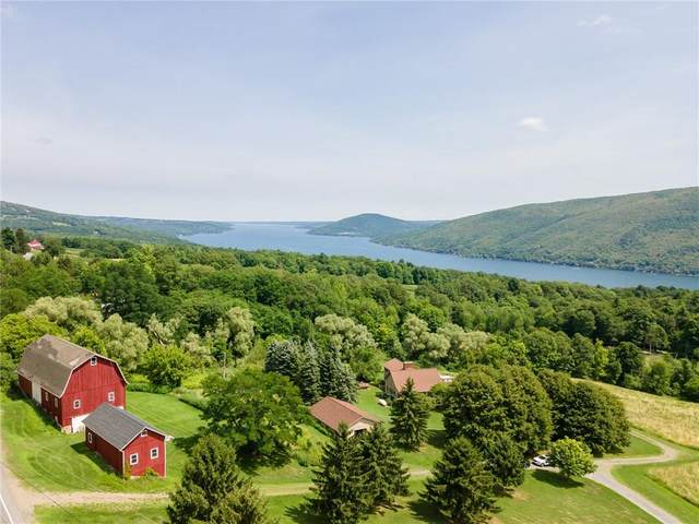 7011 County Road 12, South Bristol, NY 14512 (MLS #R1268493) :: Lore Real Estate Services