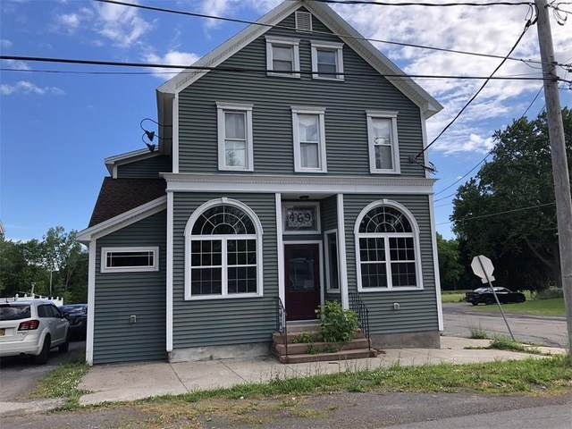 469 E State Street, Albion, NY 14411 (MLS #R1270870) :: Robert PiazzaPalotto Sold Team