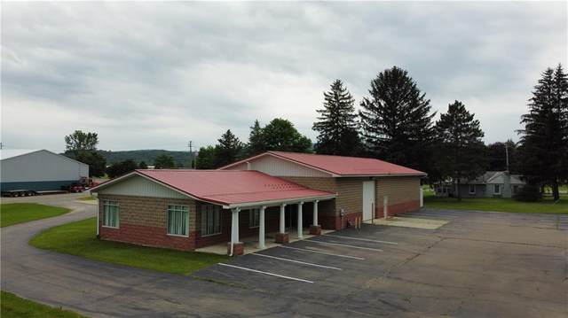 1162 Airport Road, Hornellsville, NY 14843 (MLS #R1271725) :: BridgeView Real Estate