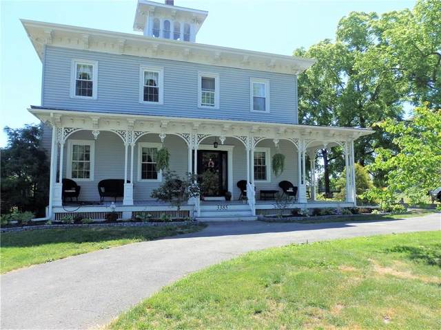 3385 Yost Road, Fayette, NY 13165 (MLS #R1275249) :: 716 Realty Group