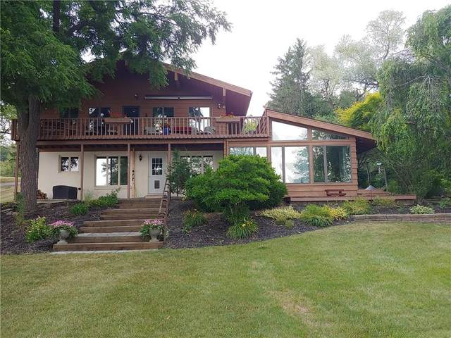 5228 East Lake Rd. (Cty.Rd. 11), Gorham, NY 14544 (MLS #R1276474) :: MyTown Realty
