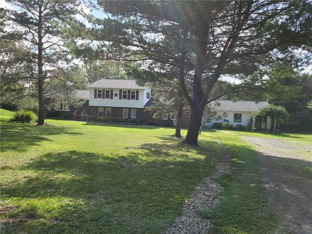 6178 Canadice Hill Road, Canadice, NY 14560 (MLS #R1283391) :: MyTown Realty