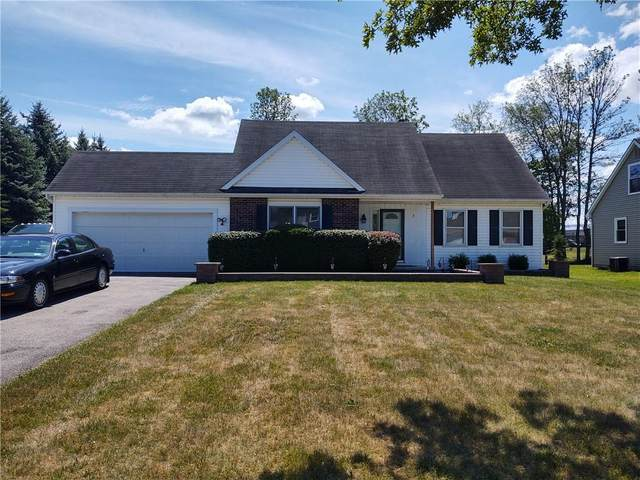 3 Green Lane, Parma, NY 14468 (MLS #R1283697) :: Robert PiazzaPalotto Sold Team