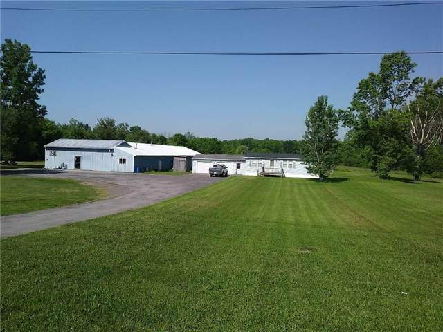 1500-1498 State Route 414, Tyre, NY 13148 (MLS #R1283859) :: Robert PiazzaPalotto Sold Team