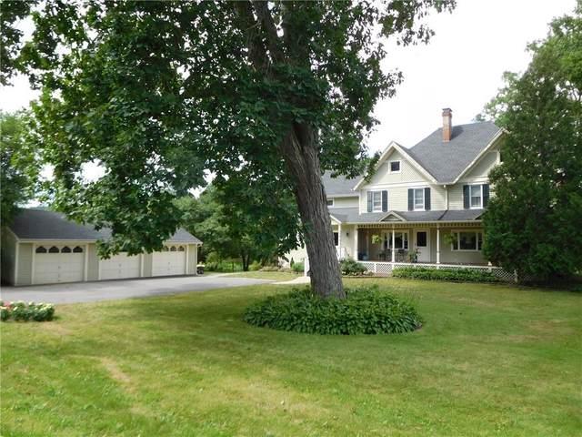 660 Salmon Creek Road, Lansing, NY 14882 (MLS #R1286473) :: Lore Real Estate Services