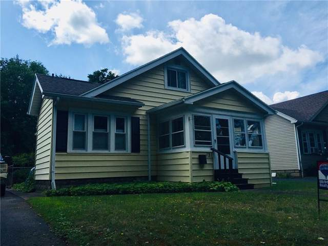 121 Lakeshire Road, Rochester, NY 14612 (MLS #R1286872) :: Robert PiazzaPalotto Sold Team