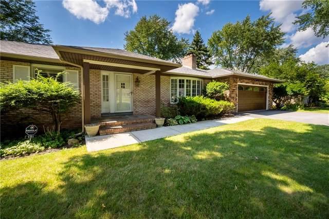 191 Locust Hill Drive, Henrietta, NY 14618 (MLS #R1290749) :: Lore Real Estate Services