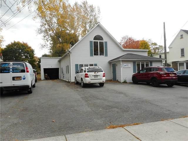 2194 Penfield-Walworth Rd, Walworth, NY 14568 (MLS #R1291129) :: Robert PiazzaPalotto Sold Team