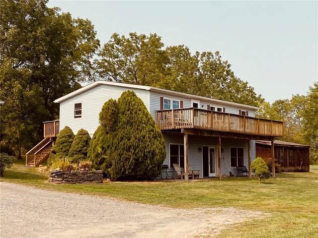 300 Smith Road, Starkey, NY 14837 (MLS #R1291637) :: Lore Real Estate Services