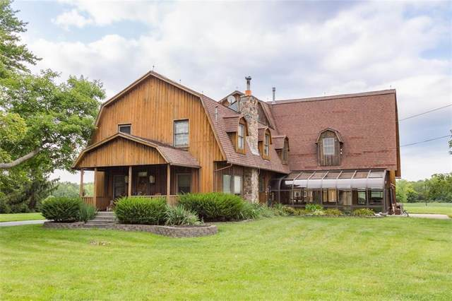 4647 Reservoir Road, Geneseo, NY 14454 (MLS #R1293518) :: 716 Realty Group