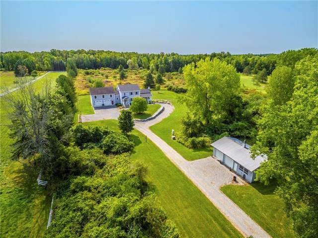 146 Cheese Factory Road, Mendon, NY 14472 (MLS #R1293945) :: Lore Real Estate Services