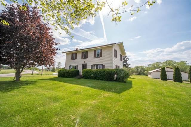 4802 S Livonia Road, Livonia, NY 14487 (MLS #R1294669) :: 716 Realty Group