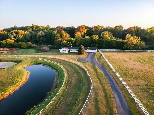 1111 County Road 8, Farmington, NY 14425 (MLS #R1296861) :: Lore Real Estate Services