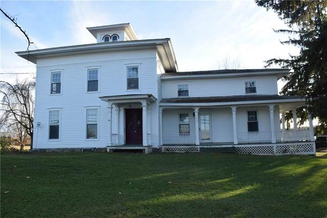 3257 State Route 5 And 20, Hopewell, NY 14424 (MLS #R1301172) :: BridgeView Real Estate Services