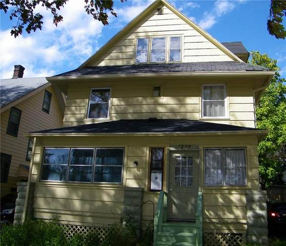 1339 Genesee Street, Rochester, NY 14611 (MLS #R1301817) :: Thousand Islands Realty
