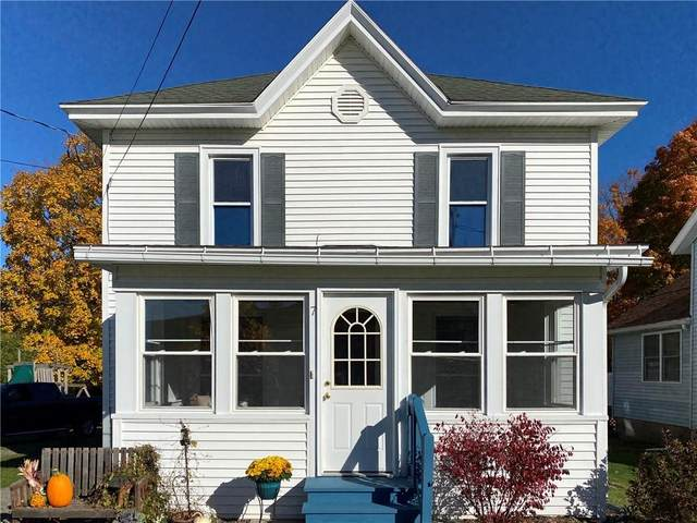 7 Boggs Street, Cohocton, NY 14808 (MLS #R1302122) :: Thousand Islands Realty