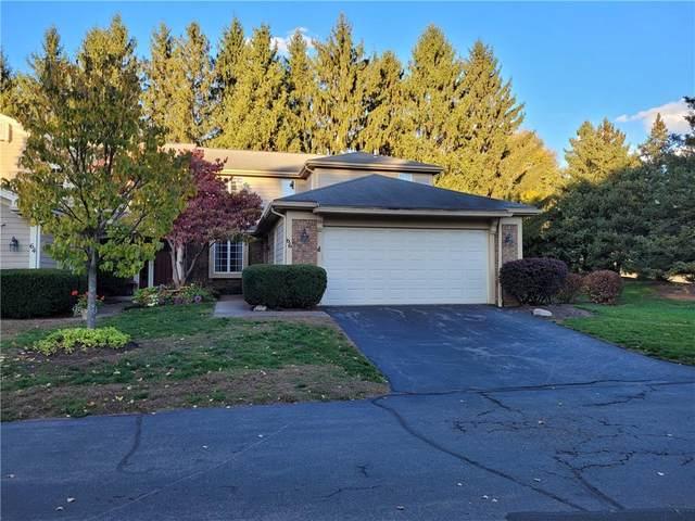 66 Creek Ridge Pvt, Pittsford, NY 14534 (MLS #R1302990) :: Robert PiazzaPalotto Sold Team