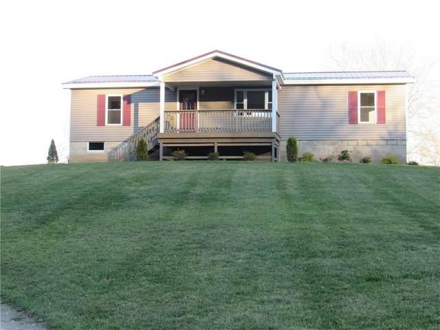 1532 Arcadia Zurich Norris Road, Arcadia, NY 14513 (MLS #R1306502) :: BridgeView Real Estate Services