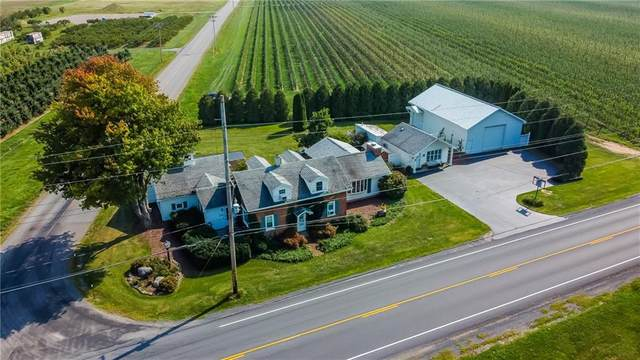 9204 Ridge Road, Huron, NY 14516 (MLS #R1307095) :: BridgeView Real Estate Services
