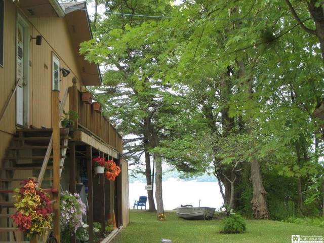 0 Hidden Valley Lane, Chautauqua, NY 14757 (MLS #R1307438) :: TLC Real Estate LLC