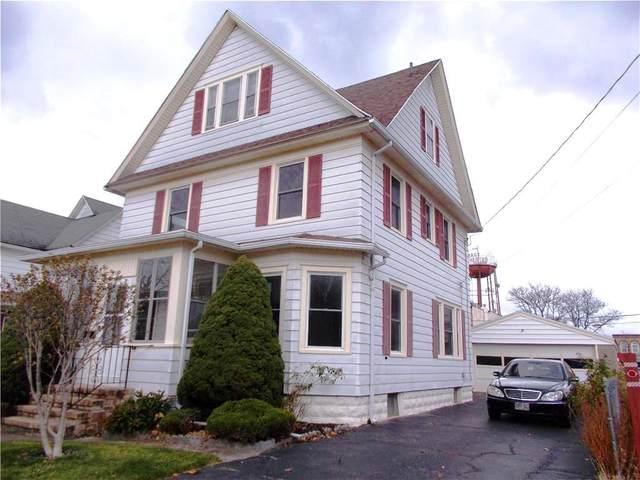 123 W Elm Street, East Rochester, NY 14445 (MLS #R1307875) :: Avant Realty