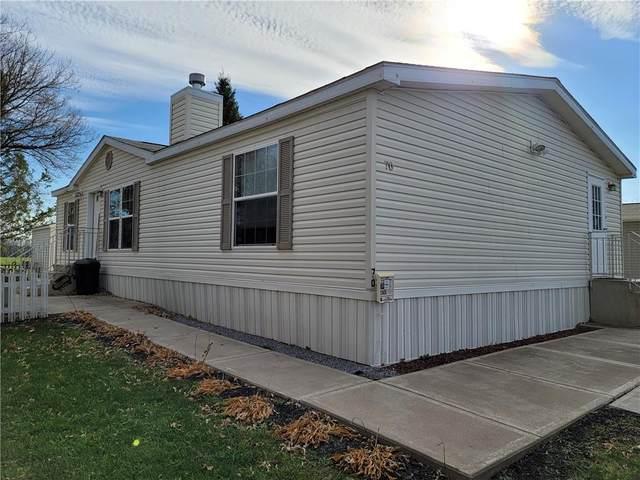 5555 Purdy Road(Lot #70), Canandaigua-Town, NY 14424 (MLS #R1308597) :: Avant Realty
