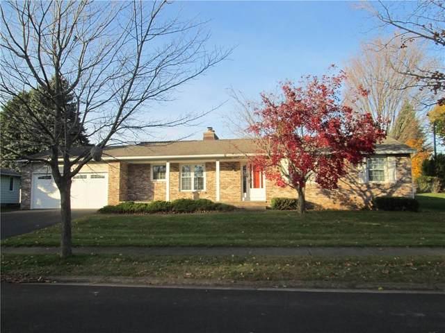 109 San Rose Drive, Irondequoit, NY 14622 (MLS #R1308657) :: BridgeView Real Estate Services