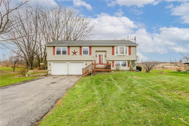 2170 County Road 8, Canandaigua-Town, NY 14424 (MLS #R1309689) :: BridgeView Real Estate Services