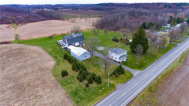 3113 Walworth-Marion Road, Marion, NY 14505 (MLS #R1310086) :: TLC Real Estate LLC