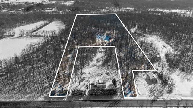 955 West Avenue, Sweden, NY 14420 (MLS #R1324293) :: TLC Real Estate LLC