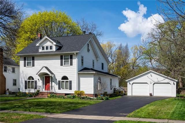 43 Sylvan Road, Brighton, NY 14618 (MLS #R1326049) :: BridgeView Real Estate Services