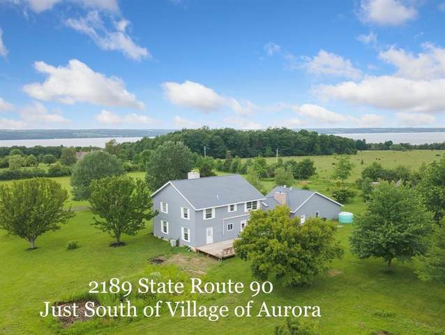 2189 State Route 90, Ledyard, NY 13026 (MLS #R1331483) :: Robert PiazzaPalotto Sold Team