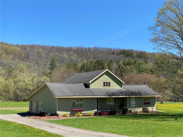 3718 County Road 12 - Elm Valley Road, Andover, NY 14806 (MLS #R1333711) :: 716 Realty Group