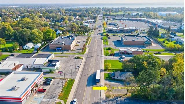 463 Hamilton Street, Geneva-Town, NY 14456 (MLS #R1337758) :: Serota Real Estate LLC