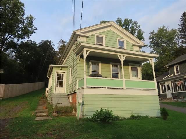 3 Maple Street, Lyons, NY 14489 (MLS #R1341266) :: Robert PiazzaPalotto Sold Team